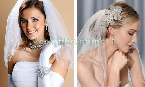 Идеальная фата невесты - какую выбрать