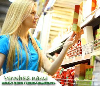 Как правильно покупать продукты - советы