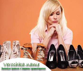 Как правильно выбрать обувь - выбираем и ухаживаем