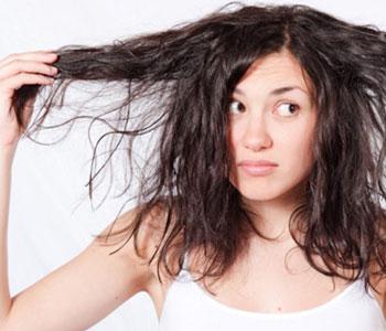 Каким должен быть уход за сухими волосами