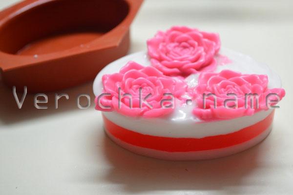 Мастер-класс по созданию мыла «Сакура»