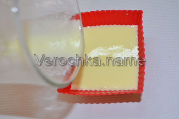 Мыло пирожное «Сладкий ананас»