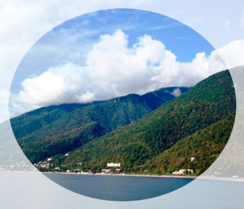 Отдых в Абхазии - путешествие по горным вершинам