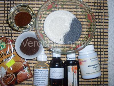 Сахарный скраб для тела в домашних условиях